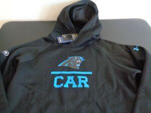 CAROLINA PANTHERS Football UNDER ARMOUR Combine Youth XL Hoodie NEW Sweatshirt