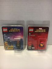 SDCC 2017 LEGO DEADPOOL DUCK & VIXEN MARVEL SUPER HEROES DC COMIC MINIFIGURE SET