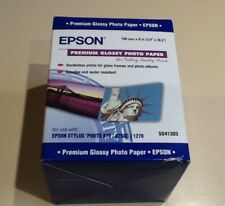 epson premium glossy photo paper s041303 100mm x 8 m
