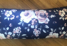 Nwt Large And Soft Floral Body Pillow