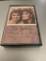 The Judds Heartland - Cassette 1987 Country Classic 80's 90's Tape