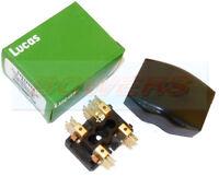 GENUINE LUCAS 54038068 4FJ 2 WAY GLASS FUSE BOX HOLDER TRIUMPH MGB CLASSIC CAR