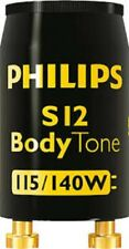 Tanning Bed Starters S-12 Philips Body Tone  80-100-140 Watts