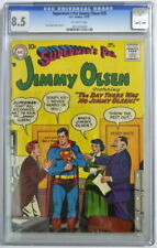 Superman's Pal JIMMY OLSEN 25 CGC 8.5 DC 1957 3rd Highest Graded