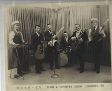Eddie Cunningham Publicity Photo + Hand-Written Letter - Grand Ole Opry