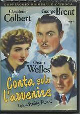 Conta solo l'avvenire (1946) DVD