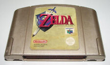 The Legend of Zelda Ocarina of Time Nintendo 64 N64 PAL