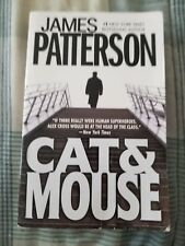 James Patterson Cat And Mouse Paperback Book Alex Cross Series