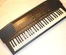Yamaha PSR-37 Keyboard Bank 5050 Dual Voices PCM Rhythm MIDI 61 Keys Piano