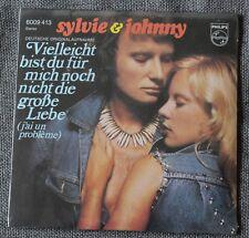 Johnny Hallyday & Sylvie Vartan, vielleicht bist du fur mich noch nic, CD single