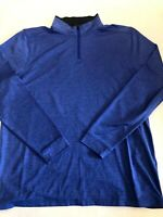 Under Armour New Playoff 2.0 1/4 Zip Long Sleeve Men's Size Large 1281