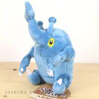 Pokemon Center Original Pokemon fit Mini Plush #214 Heracross doll Toy Japan