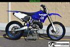 YAMAHA YZ250 2-Stroke MX Off Road Motorcycle TEAM YAMAHA Edition Dirt Bike