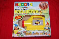 Noddy Toyland Battery azionato's PROIETTORE DIAPOSITIVE A COLORI - 70-RARE Dekkertoys
