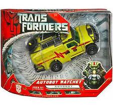 Hasbro Transformers Movie Voyager: Autobot Ratchet Action Figure