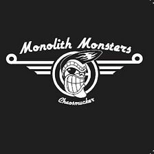 Monolith Monsters : Chaosmucker CD