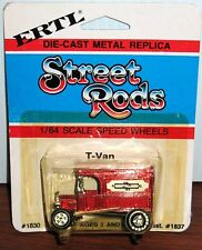 1978 VINTAGE ERTL 1913 MODEL T VAN 1/64 MOC HTF WE SHIP WORLDWIDE