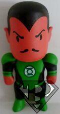 "Sinestro Scribblenauts Unmasked Dc Comics 2 1/2"" Vinyl Mini Figure Series 2 2014"