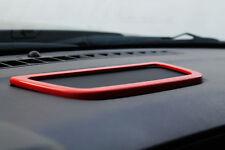 2010-2014 Chevrolet Camaro Billet Dashboard Front Speaker Bezel Orange