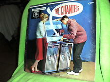 "The Chantels ""we Are The Chantels""     LP Roulette label 1984"