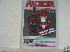 MO8402-POSTER KENNY ROBERTS,SUZUKI GSX400,BMW K100 EML