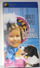 The Little Colonel Classic Shirley Temple VHS Tape Nice See!