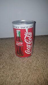 Atlanta Olympics 1996 Dummy Coca-Cola Can with T-Shirt