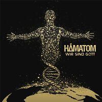 HÄMATOM Wir Sind Gott CD Digipack 2016