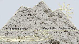Bentonite Clay 2 lb Sodium