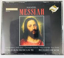 DER MESSIAS (GA) - HICKOX RICHARD/CM90 [2x CD]