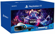 PS4 - VR +Camera +VR Worlds (Voucher)AT CUH-ZVR2 - Neu & OVP