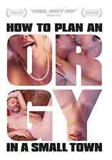 How to Plan an Orgy in a Small Town  DVD NEW