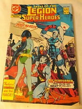 Classic DC Federal Comic-Australian Edition -Tales of The Legion of Super Heroes