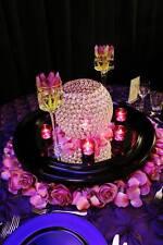 XXL Kristallleuchter, Kerzenständer, auch als Deko mit Blumen geeignet