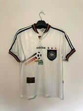 Germany Home Football Shirt 1996/98 Small S