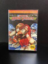 Super High Impact (Sega Genesis, 1992) Complete In Box! Free Shipping!