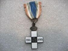 .Italy Italian 3rd Army Terza Armata Cross ww1