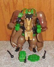 Transformers Beast Wars RHINOX complete 10th Anniversary Rhino Figure