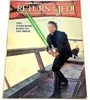 Star Wars Return of the Jedi Storybook Paperback 1983 Scholastic Inc