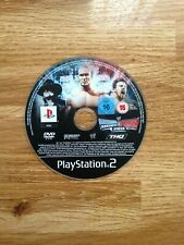 WWE Smackdown vs Raw 2011 for PS2 *Disc Only*