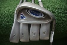 Ping G5 Black Dot Graphite Shaft Iron Set Regular Flex Irons 6-PW 257260 Used