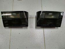 BMW E34 trunk lid lights L+R  schwarz  !!NEW!! GENUINE HELLA