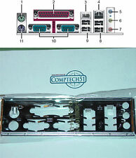 GENUINE ASUS M2A-VM HDMI  MOTHERBOARD IO BACKPLATE ONLY #121