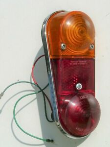 Classic Mini van or traveller original rear light assembly