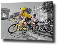 MARK CAVENDISH BRADLEY WIGGINS CANVAS PRINT POSTER PHOTO TOUR DE FRANCE CYCLING