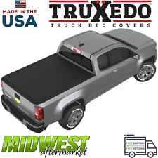"""Truxedo TruXport Roll Up Tonneau Cover For 2015-2019 GM Canyon Colorado 6'2"""" Bed"""