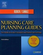 Nursing Care Planning Guides: For Adults in Acute, Extended and Home C-ExLibrary