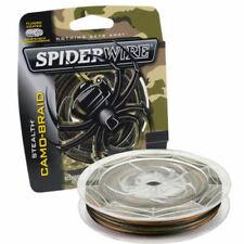 Camo SPIDERWIRE STEALTH braid 300yds 15LB - Carp Braid Fishing Tackle