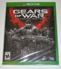 Gears of War: Ultimate Edition (Microsoft Xbox One, 2015) NEW