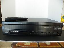 Yamaha CDC-665 Natural Sound Compact Disc Player for repair with remote